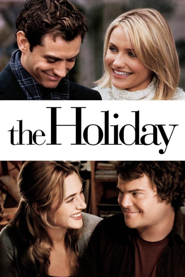 Christmas movie list the holiday